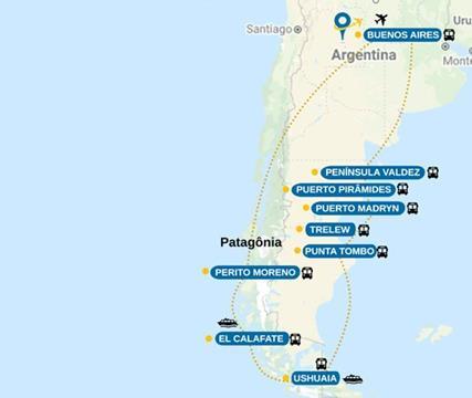 mapa patagonia site